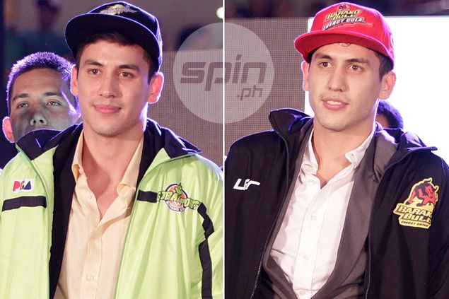 David and Anthony Semerad looking to accomplish two things at San Beda before setting their eyes on PBA