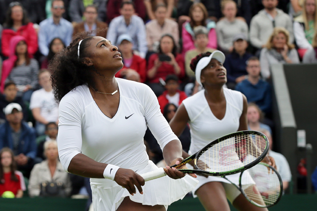 Williams sisters, Djokovic, Federer lead stellar cast to see action in Day 5 of Wimbledon