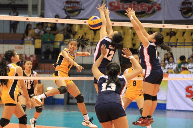 Hope thwarts Santo Tomas to keep Shakey's volley crown