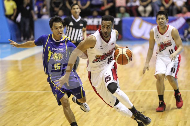 Alaska gets boost from new import Shane Edwards, adds to Tropang TNT woes