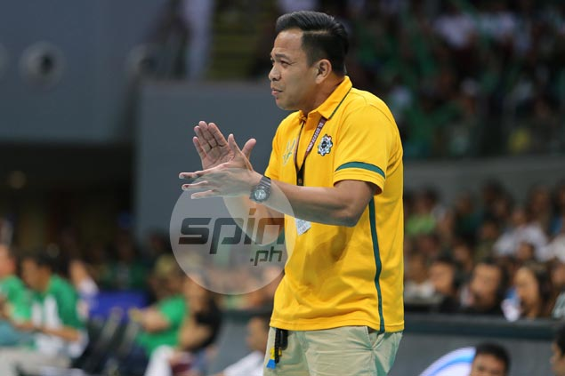 Shaq delos Santos vows almost intact Lady Tams will be stronger, better next season