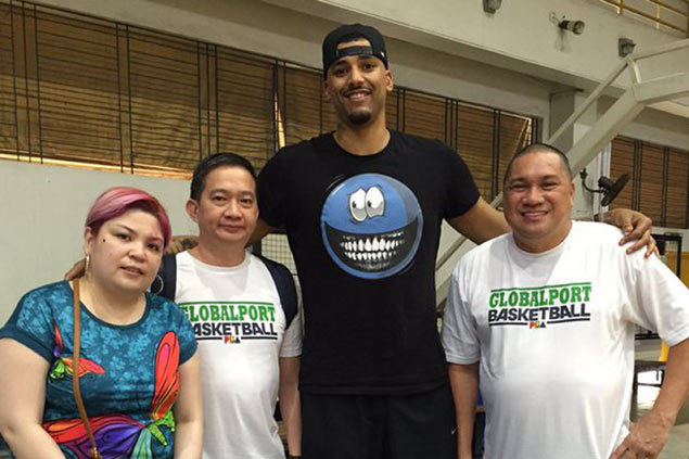 GlobalPort makes yet another import change, signs tall Shawn Taggart to replace Warner