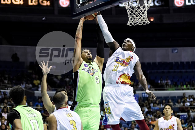 Frustrated Shawn Taggart wishes he could've joined GlobalPort much earlier
