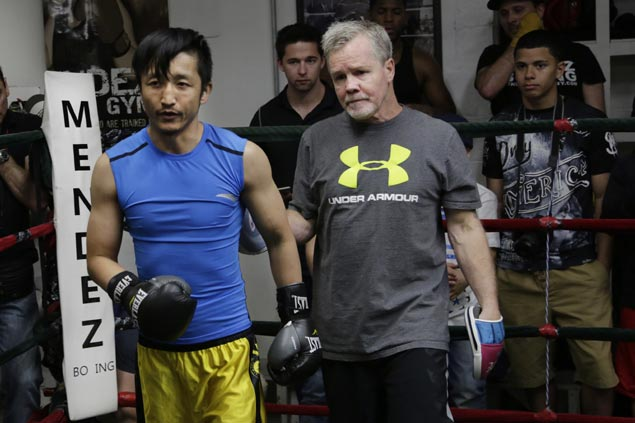 Zou Shiming vows rousing US debut to honor Muhammad Ali and pave way for Chinese boxing