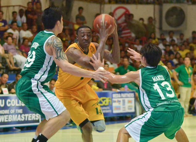 A year later, Shooster Olago finds redemption from horror performance in Cesafi Finals