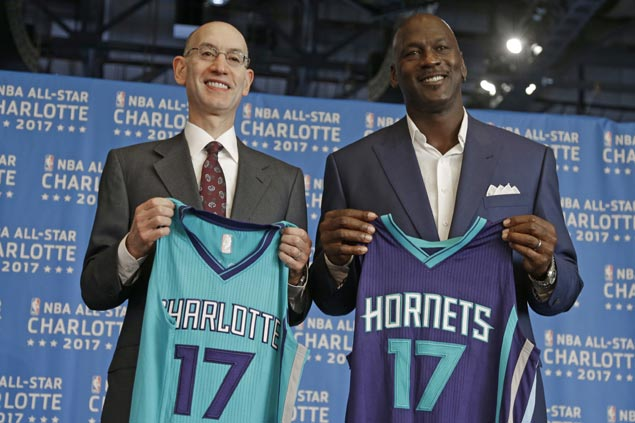 Adam Silver reiterates NBA's clear stand on 'problematic' North Carolina law