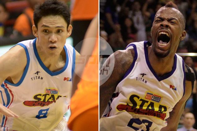 Marqus Blakely, PJ Simon in race to be fit for keenly awaited Purefoods match against Alaska