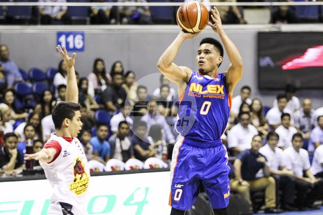 NLEX rookie Simon Enciso on first face-off with idol Jayson Castro: 'It was so surreal'