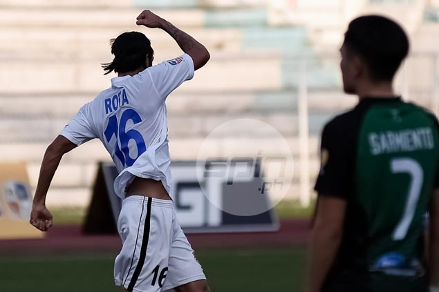 Stallions survive Chieffy Caligdong-led Green Archers fightback to clinch UFL Cup semis berth