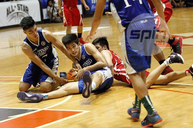 Cebu-based Fil-Aussie teen Joshua Sinclair's stock rises after leading Magis Eagles to NBTC title