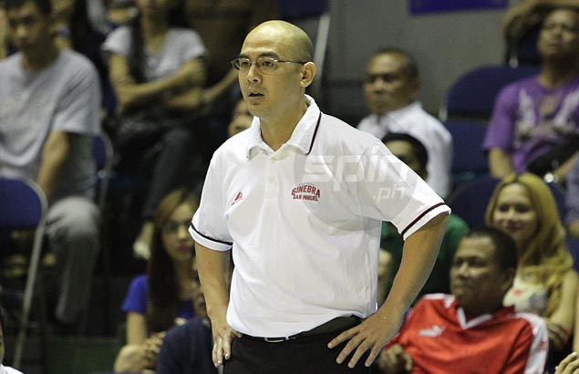 Siot Tanquingcen the latest addition to La Salle Green Archers coaching staff
