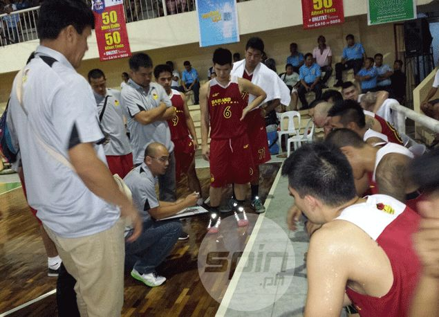 Ginebra suffers yet another preseason loss at hands of Barako, but Cariaso not worried