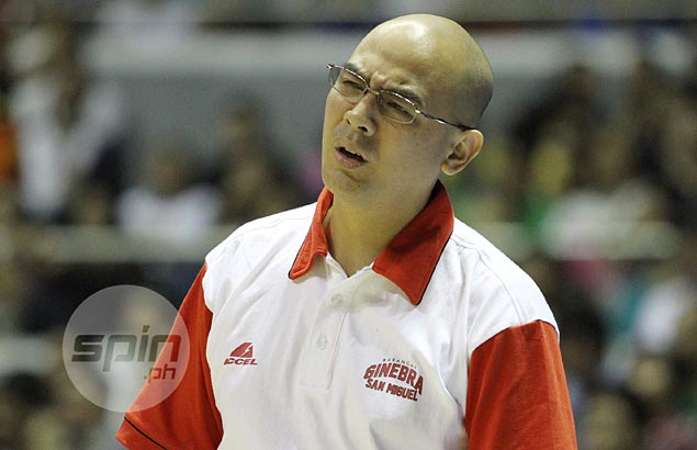 Early start for Siot Tanquingcen as Barako Bull evaluates players, PBA rookie draft pool