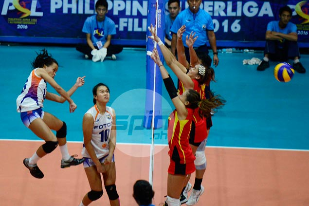 F2 Logistics, Foton full of confidence going to Game One of PSL All Filipino Finals