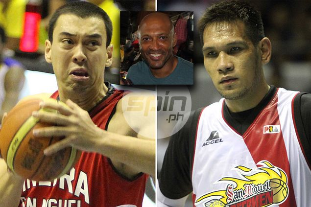 Greg Slaughter, June Mar Fajardo are the future of Philippine basketball, says top trainer Kirk Collier