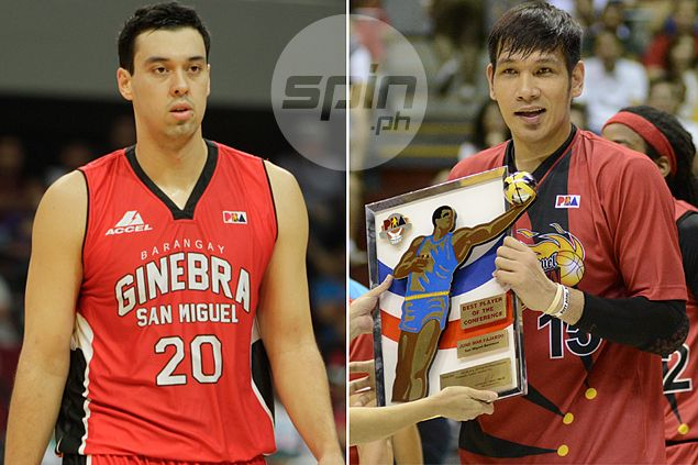 Greg Slaughter speaks up on comparisons with Fajardo, expectations on Cone era at Ginebra