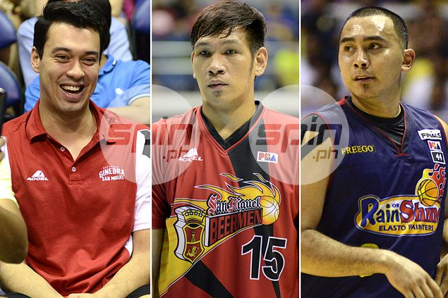 Will it be a double celebration for MVP-in-waiting June Mar Fajardo come Friday?