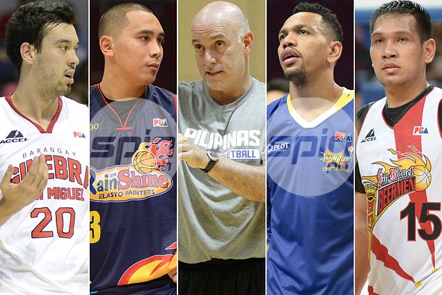 Tab Baldwin picks 26 players for new Gilas Pilipinas pool; list now in hands of PBA