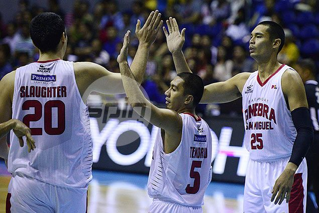 Ginebra buildup 'back to zero' after latest Slaughter injury setback, rues LA Tenorio