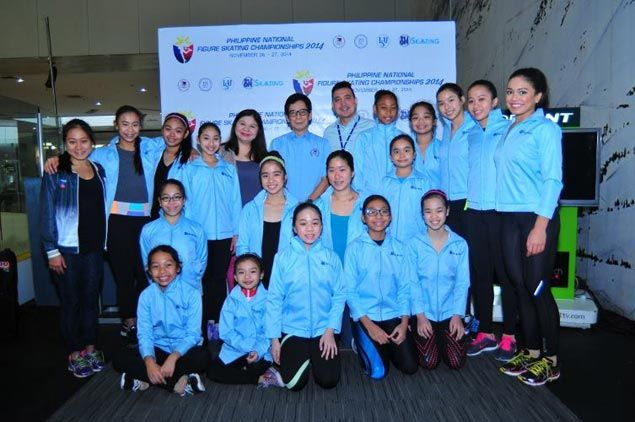 Search for 'next Martinez' on as SM hosts national figure skating championship