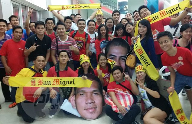 SMB leader admits Beermen fan groups have a lot to learn from 'organized' Alaska supporters