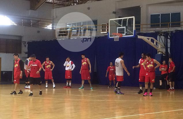 SMB has had Alaska's number, but Arwind Santos warns against overconfidence