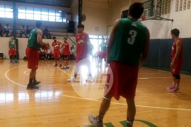 SMB in a state of uncertainty as Tyler Wilkerson a no-show in practice