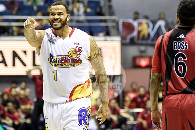 RoS coach Yeng Guiao's gamble on Pierre Henderson Niles starting to pay dividends