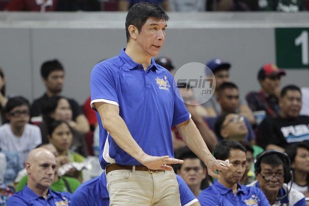 Alex Cabagnot presence a huge turnaround for San Miguel, admits TnT coach Jong Uichico