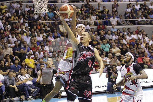 Game-changing block on Casio defines my new role at SMB, says Arwind Santos