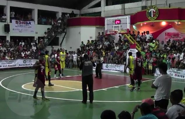 Rivalry comes to a head as Surigao City sweeps Claver for SNBA basketball title