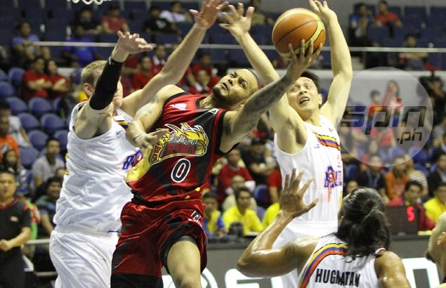 Sol Mercado puts in offseason work in US as he vows to atone for dismal season with San Miguel Beer