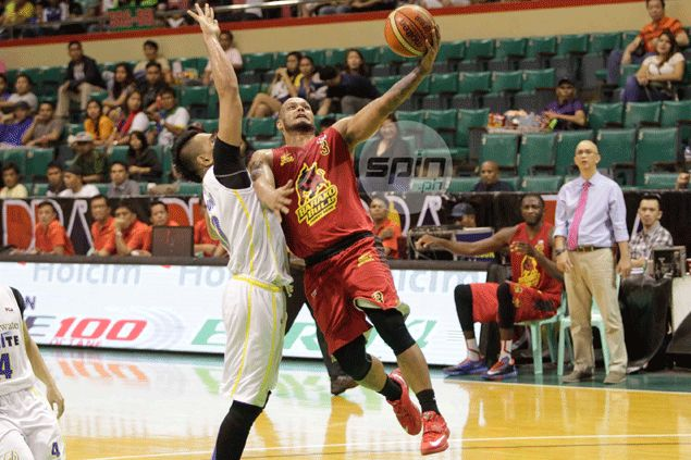 After sticking to role at SMB, Sol Mercado glad to be back on attack mode for Barako Bull