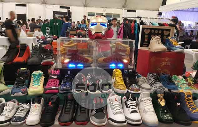 Sole searching? Popular Sole Slam 8 convention was definitely the place to be for sneakerheads