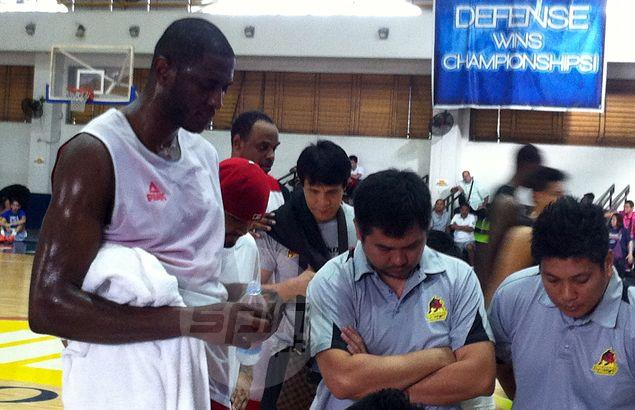 Pressure on for Barako Bull import Solomon Alabi as Energy take on Blackwater Elite in Commissioner's Cup