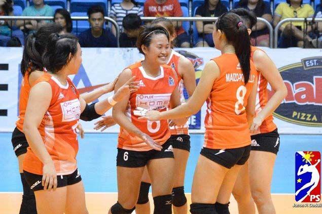 Cebuana V-League star Gretchel Soltones' greatest joy is making her dad proud