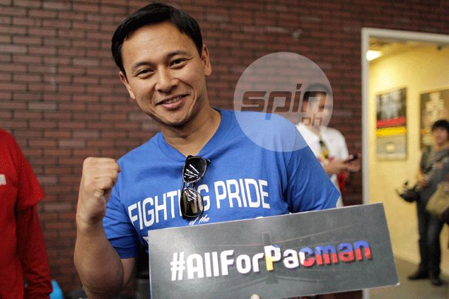 PH politicians, celebrities descend on Vegas, but not all are sure to witness megafight