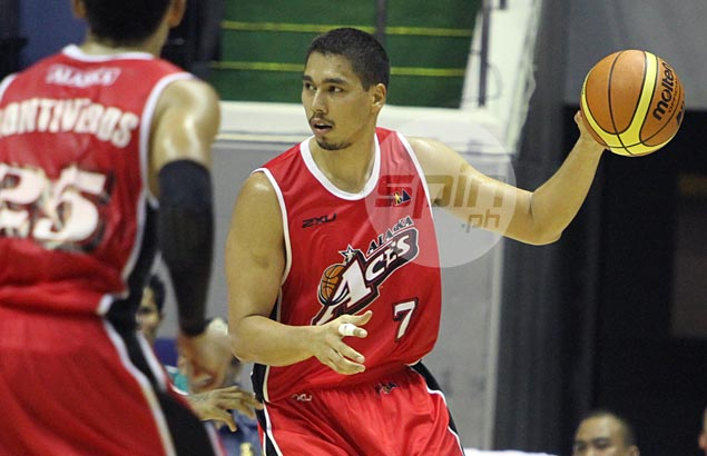Comebacking Sonny Thoss not giving up on Alaska's quest for place in PBA playoffs