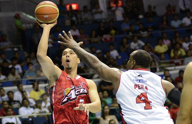 Sonny Thoss says Aces need to be 'extra disciplined' in defense against Hotshots in quarterfinals