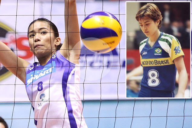 Jersey Story: Charo Soriano wears No. 8 in honor of longtime idol Leila Barros