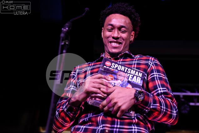 WATCH Abueva, MVP acceptance speech and other highlights of Spin.ph Awards Night