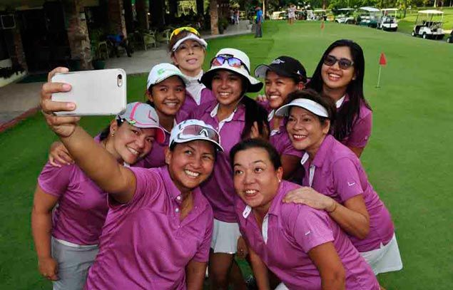 Abegail Arevalo's fiery 54 points lead Manila Southwoods to PAL Ladies Interclub five-peat