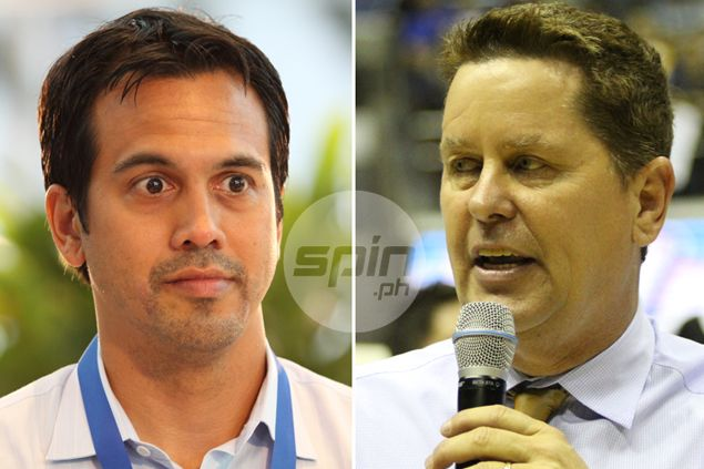 Meetings with Erik Spoelstra, chat with Phil Jackson highlight Tim Cone's grand vacation