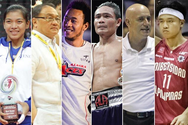 Valdez, Abueva, MVP on shortlist as Spin.ph honors 2015 Sportsman of the Year