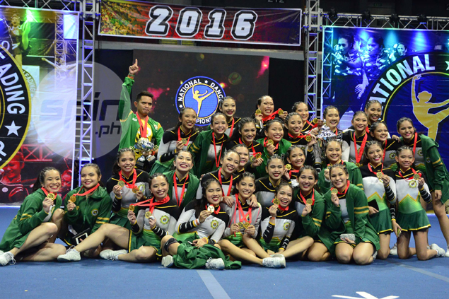 St. Paul, Poveda big winners in Day One of National Cheerleading Championships