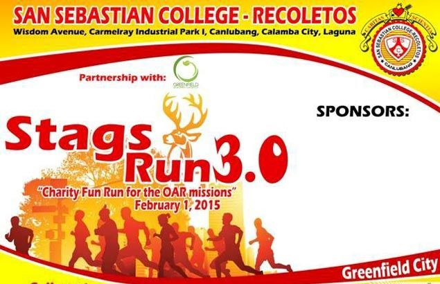 San Sebastian confident of drawing record field for fifth Stags Run