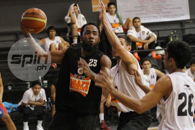Stanley Pringle insists money not an issue as he looks forward to joining GlobalPort as top pick of PBA draft