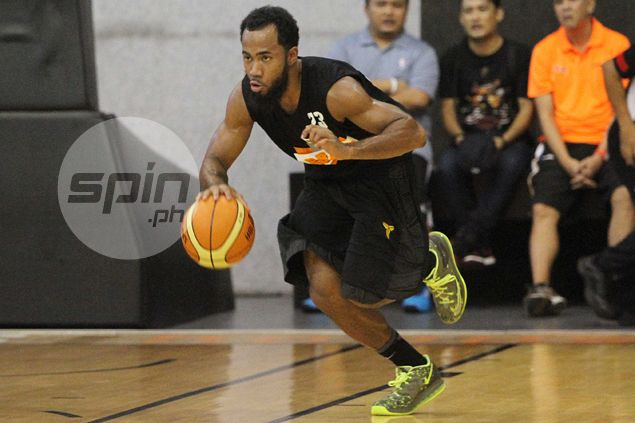 Rookie Stanley Pringle feels good as he combines with Terrence Romeo in GlobalPort backcourt