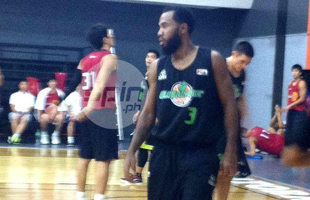 GlobalPort backs up darkhorse tag with win over Talk 'N Text in Legazpi City preseason game