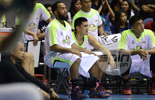Billy Mamaril says GlobalPort now has enough pieces to go deep in PBA playoffs